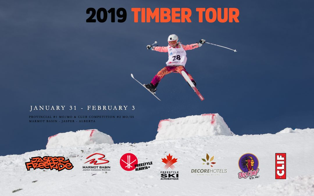 Timber Tour 2019 at Marmot Basin
