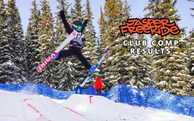 Jasper Freeride Club Comp Results